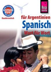 Reise Know-How Kauderwelsch Spanisch für Argentinien - Wort für Wort