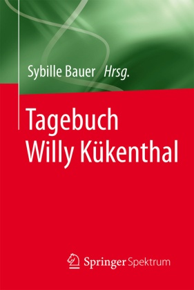 Tagebuch Willy Kükenthal