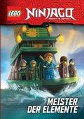 LEGO Ninjago - Die Meister der Elemente