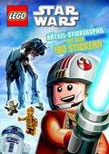 LEGO® Star Wars™ - Jedi im Kampf um die Freiheit - Rätsel-Stickerspaß mit über 180 Stickern
