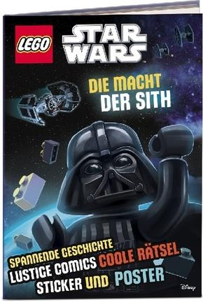 LEGO® Star Wars™ - Die Macht der Sith - Geschichte, Comics, Rätsel, Sticker und Poster