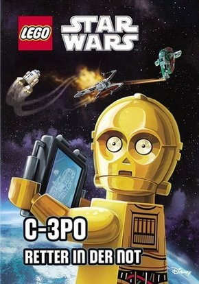 LEGO Star Wars - C-3PO, Retter in der Not