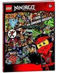LEGO® NINJAGO™ Wimmelbuch - Finde den Samurai-Droiden (Mit Minifigur Samurai-Droide)