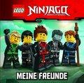 LEGO® NINJAGO™ - Meine Freunde, Album
