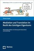 Mediation und Translation im Recht des Geistigen Eigentums