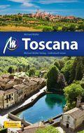Toscana, m. 1 Karte