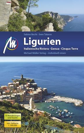 Ligurien, m. 1 Karte