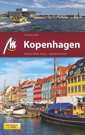 MM-City Kopenhagen, m. 1 Karte