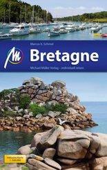 Bretagne, m. 1 Karte