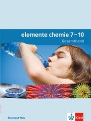Elemente Chemie, Ausgabe Rheinland-Pfalz 2014: Gesamtband 7.-10. Schuljahr