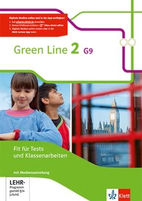 Green Line 2 G9, m. 1 CD-ROM