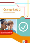 Orange Line. Ausgabe ab 2014: 6. Klasse, Klassenarbeitstraining aktiv!, m. Multimedia-CD; Bd.2