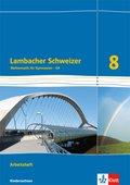 Lambacher-Schweizer, Ausgabe Niedersachsen G9: 8. Schuljahr, Arbeitsheft