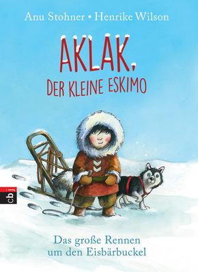 Aklak, der kleine Eskimo - Das große Rennen um den Eisbärbuckel
