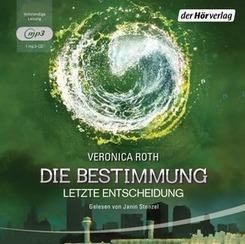 Die Bestimmung: Letzte Entscheidung, 1 MP3-CD