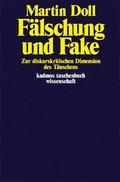 Fälschung und Fake