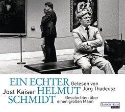Ein echter Helmut Schmidt, 2 Audio-CDs