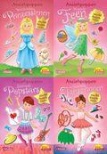 Pixi kreativ - Modespaß mit Stickern: Prinzessinnen, Feen, Popstars, Tänzerinnen (28 Expl. (4 Titel))