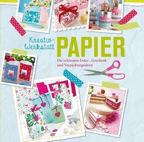 Kreativwerkstatt Papier