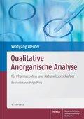 Qualitative anorganische Analyse für Pharmazeuten und Naturwissenschaftler