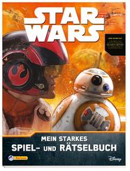 Star Wars™ - Das Erwachen der Macht: Mein starkes Spiel- und Rätselbuch