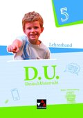 D.U. - DeutschUnterricht, Ausgabe Baden-Württemberg: 5. Schuljahr, Lehrerband, m. CD-ROM