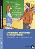Erfolgreiche Elternarbeit - das Komplettpaket, m. CD-ROM