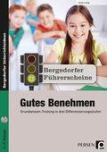 Führerschein: Gutes Benehmen - Sekundarstufe, m. CD-ROM