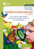 Portfolio im Sachunterricht 1.-4. Klasse, m. CD-ROM
