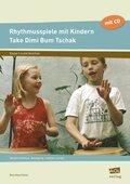 Rhythmusspiele mit Kindern, m. Audio-CD