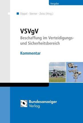 VSVgV Beschaffung im Verteidigungs- und Sicherheitsbereich, Kommentar