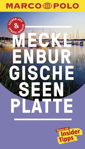 MARCO POLO Reiseführer Mecklenburgische Seenplatte