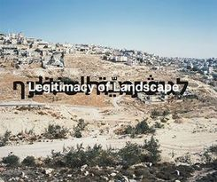 Yaakov Israel - Legitimacy of Landscape