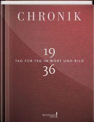 Chronik 1936