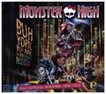 Monster High - Buh York, Buh York, Audio-CD