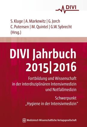 DIVI Jahrbuch 2015/2016