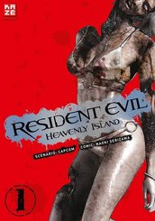 Resident Evil - Heavenly Island - Bd.1