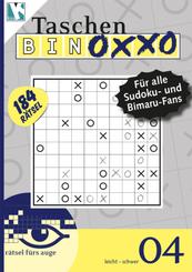 Binoxxo-Rätsel - Bd.4
