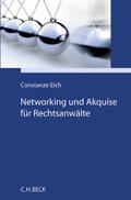 Networking und Akquise für Rechtsanwälte