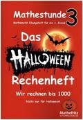 Mathestunde 3: Das Halloween Rechenheft