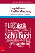 Linguistik und Schulbuchforschung