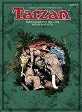 Tarzan - Sonntagsseiten 1943-1944