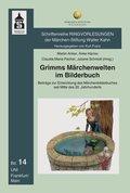 Grimms Märchenwelten im Bilderbuch
