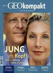 GEO kompakt: Jung im Kopf!; 44