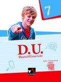 D.U. - DeutschUnterricht, Ausgabe Baden-Württemberg: 7. Schuljahr, Schülerband