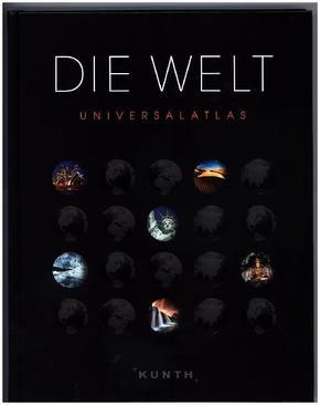 Die Welt, Universalatlas