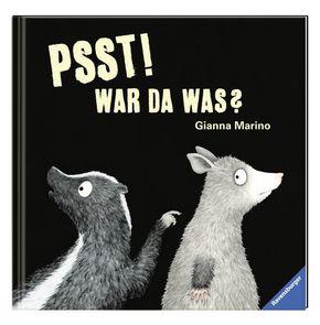 Psst! War da was?