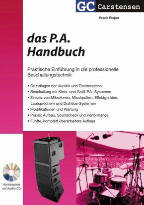 Das P.A. Handbuch, m. Audio-CD
