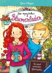 Der magische Blumenladen, Band 2: Ein total verhexter Glücksplan; .