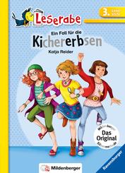 Ein Fall für die Kichererbsen - Leserabe 3. Klasse - Erstlesebuch für Kinder ab 8 Jahren